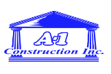 A-1 Construction Inc