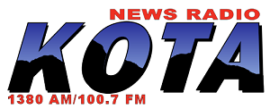 KOTA News Radio 1380 AM/100.7 FM