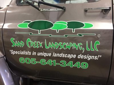 Sand Creek Landscaping LLC