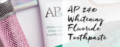 Foltz Kelli - Nu Skin AP-24 Toothpaste