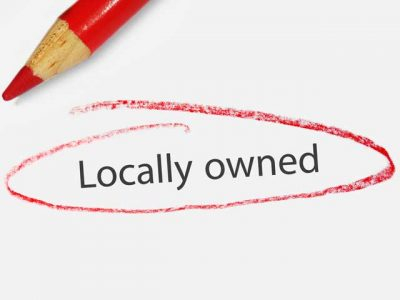 Locally Owned Businesses
