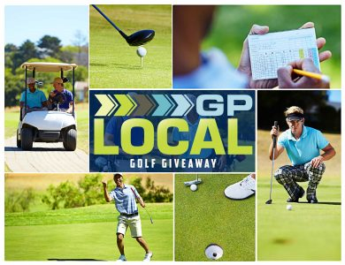 GPLocal Golf Giveaway