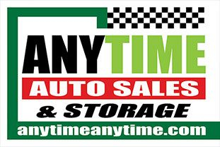 Anytime Auto Sales & Storage - Automotive