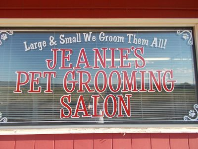 Jeanie's Pet Grooming Salon