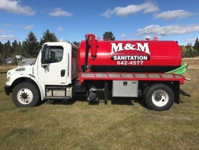 M & M Sanitation