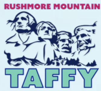 Rushmore Mountain Taffy | Keystone SD