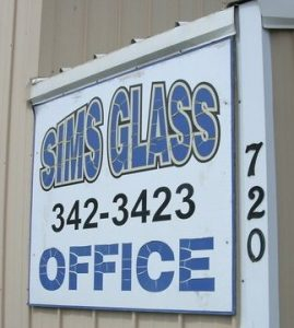 Sims Glass