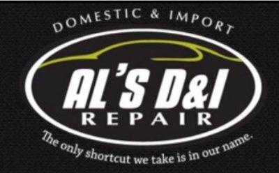 Al's D&I Repair, Inc.